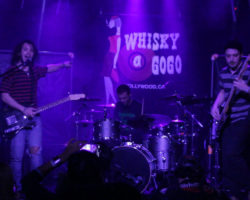 HOLLYWOOD: the fabulous Whisky a Go Go!