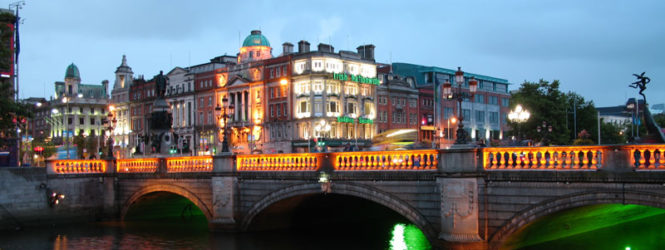 DOGS IN DUBLIN! … It's time for Ireland!